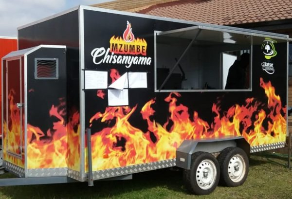 Mobile Kitchen , Caravan , Trailer Kitchens ,