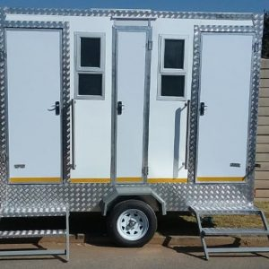 Precision International Mobile Vip Toilet